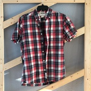 H&M Men's Plaid Button Down